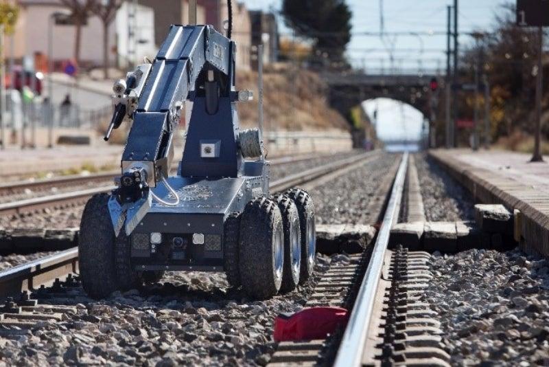 Proytecsa Aunav robots destined for Tunisia