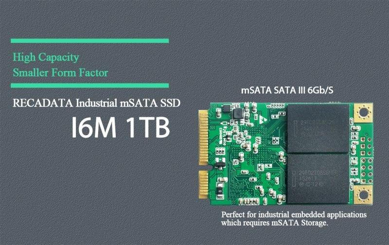 Recadata fills higher capacity gap in industrial grade military SSD line