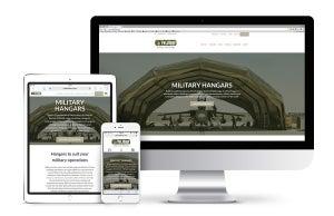 Rubb military website