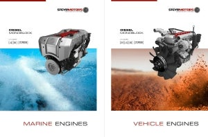 New look for Steyr Motors' 15th anniversary