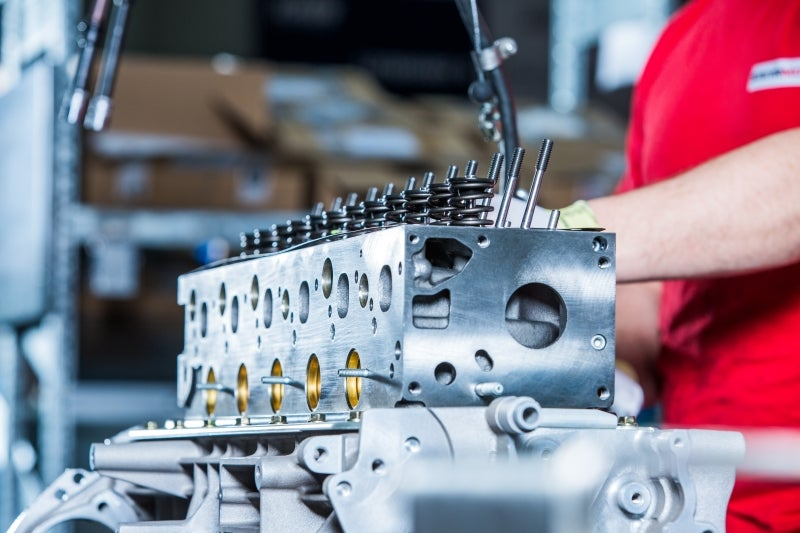 Steyr Motors Presents Worlds First Monoblock Common Rail Engines At