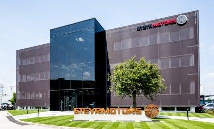 Steyr Motors HQ, Austria