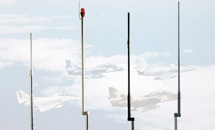 TACO D2000 series: Muldipol military antennas