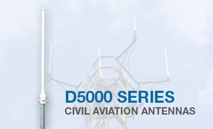 TACO D5000 series ATC antennas