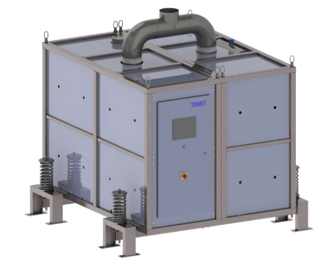 Co2 removal system