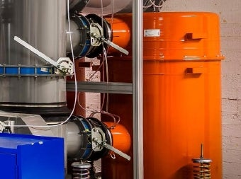 CBRN filtration system