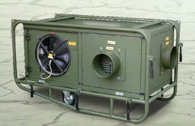Weiss tent air conditioning units