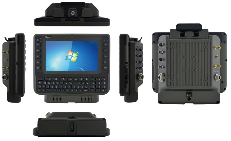 FM08 vehicle mount computer