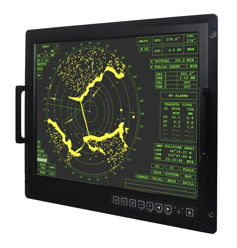 Military series of panel PCs and displays