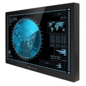 Winmate introduces new 4K military monitors