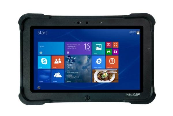 Bobcat fully rugged tablet PC