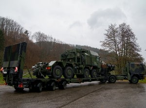 DOLL mobility for German Armed Forces