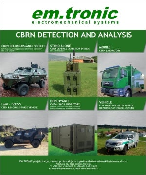 Em.tronic to attend Eurosatory 2016