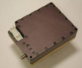 High brightness fibre coupled laser module