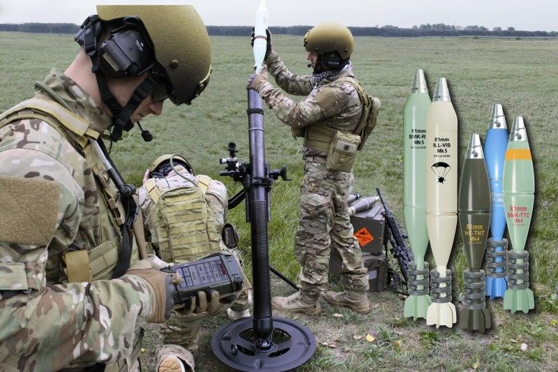 ST Engineering, Hirtenberger collaborate on 120 mm mortar ile ilgili görsel sonucu