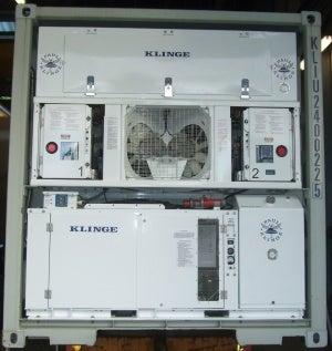 dual refrigeration system