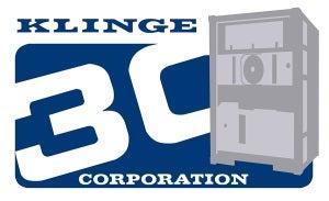 klinge 30th anniversary logo
