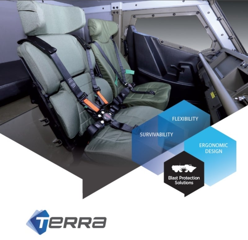 Terra energy attenuating seats