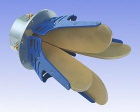 EMC test horn