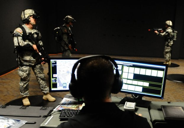 Dismounted Soldier Training System (DSTS)