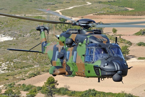 French Army NH90 Caiman