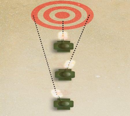 IDF Shooting Technique