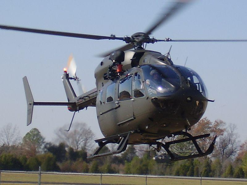 UH-72A Lakota Light Utility Helicopter