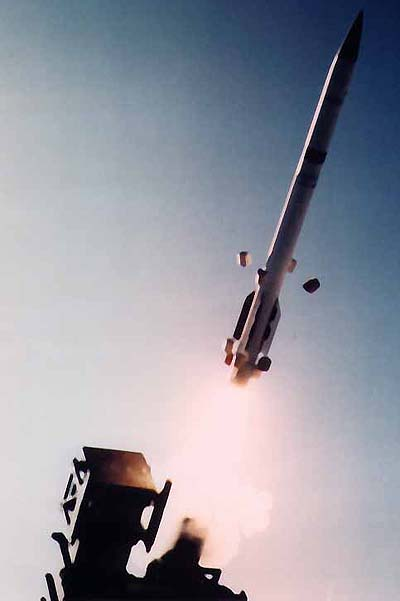 Patriot air and missile defence system