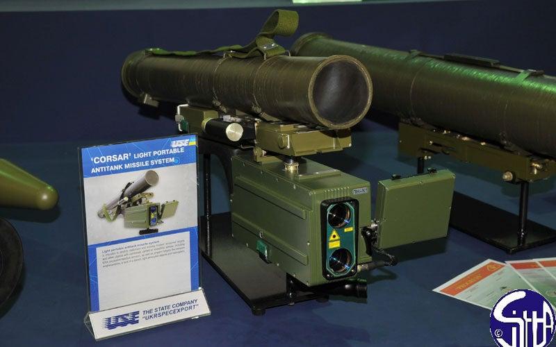 Corsar Anti-Tank Missile System