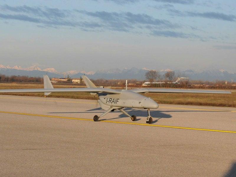 Falco EVO UAV