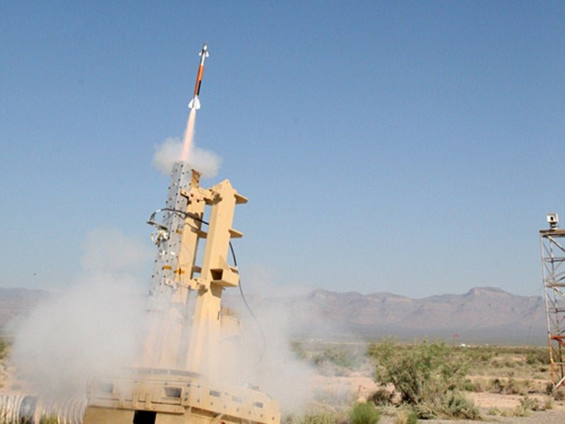 MHTK missile