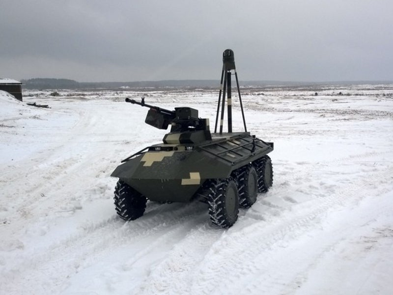 Phantom Tactical UGV
