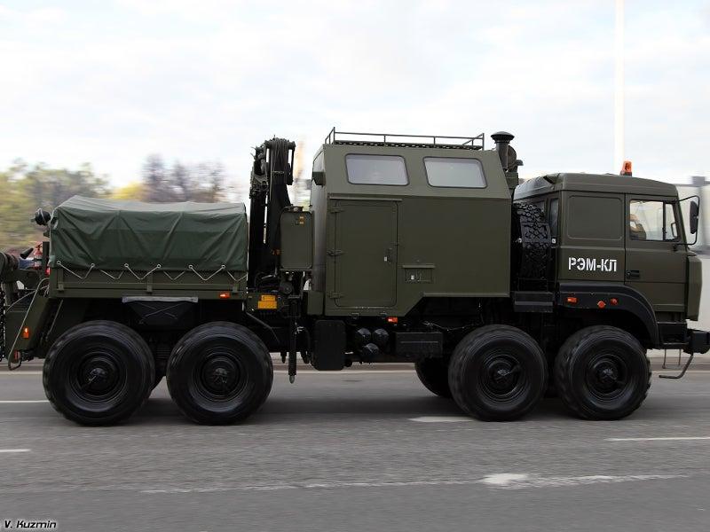 REM-KL vehicle