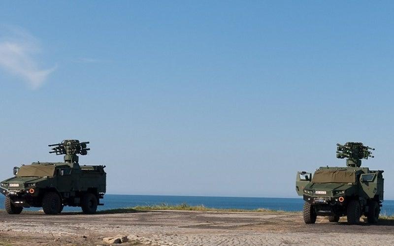 SPZR Poprad anti-aircraft missile system