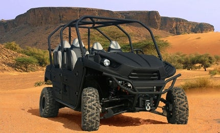 eXV-1 Ultra-Light Stealth Utility Vehicle