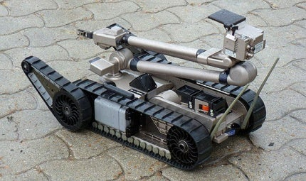 510 PackBot tactical robot