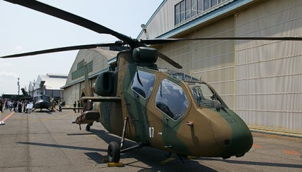OH-1 light observation helicopter