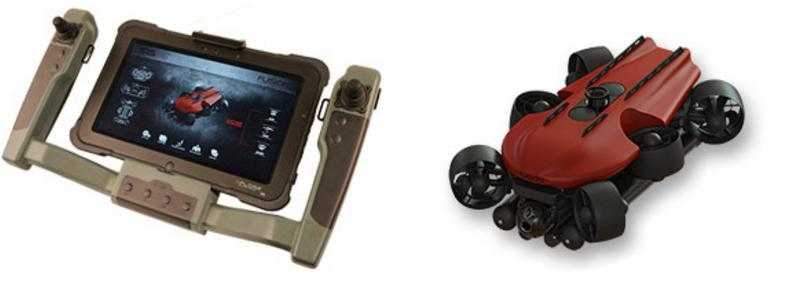 Xplore android rugged tablet