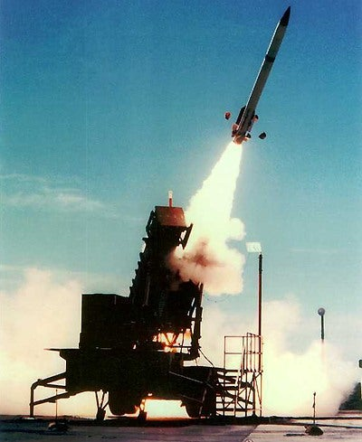 Patriot Advanced Capability-3 (PAC-3) missile