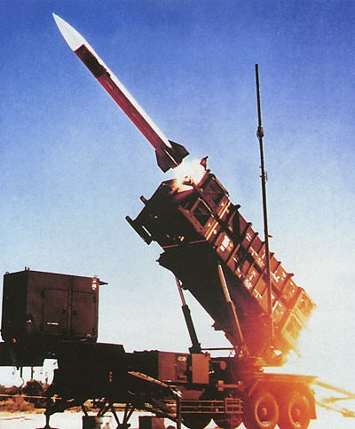 Raytheon's Patriot Air and Missile Defence System