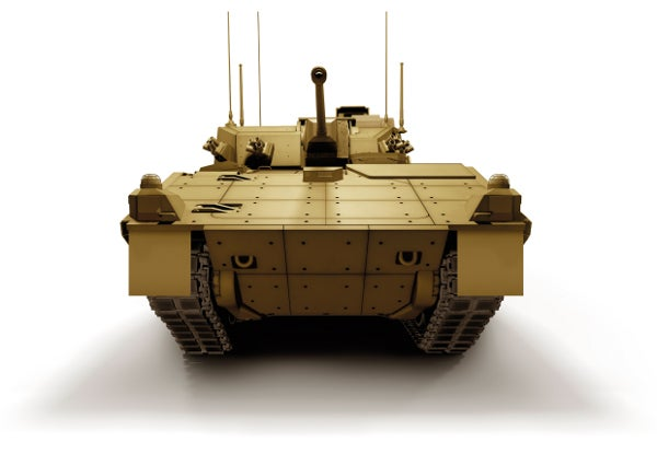 British Army's Scout Specialist Vehicle (SV)